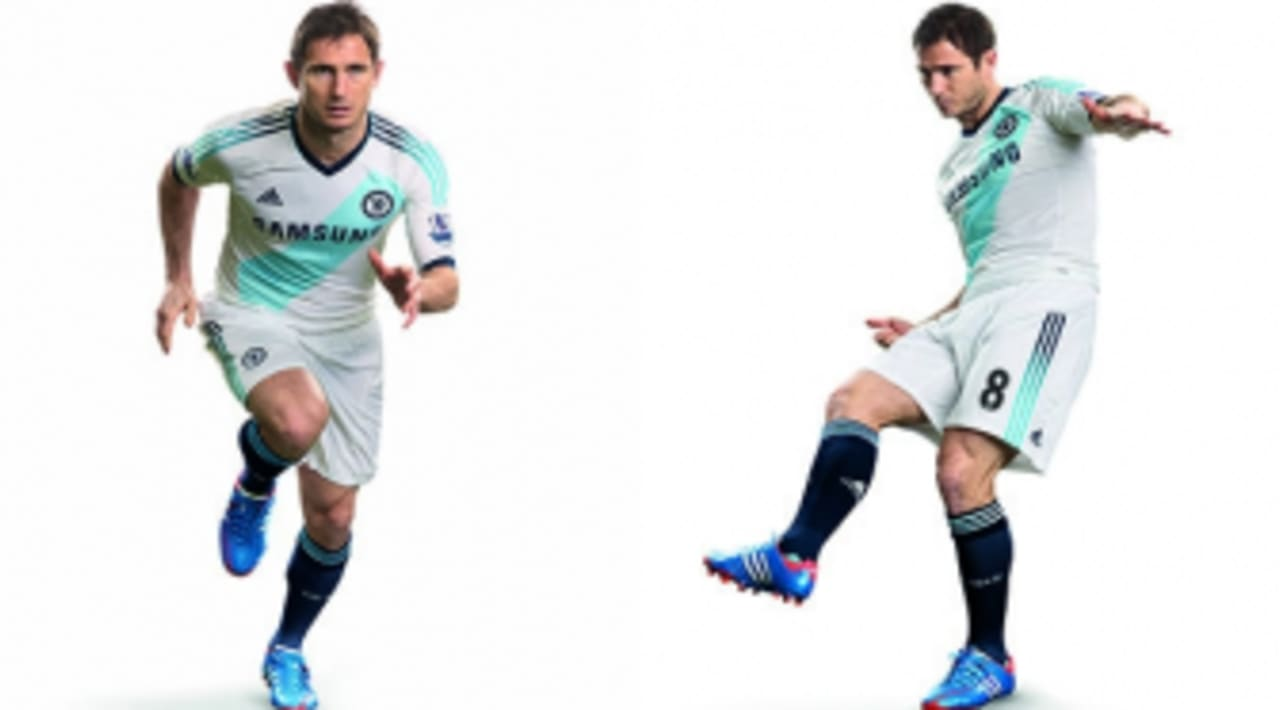 new style badcb e4e31 adidas Unveils 2012-2013 Chelsea FC Away Kit | Sole Collector
