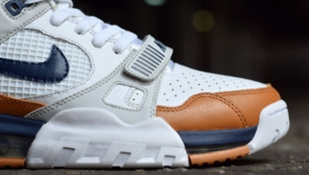 Nike's New Air Trainer Max 360 2 In A Classic 'Medicine Ball