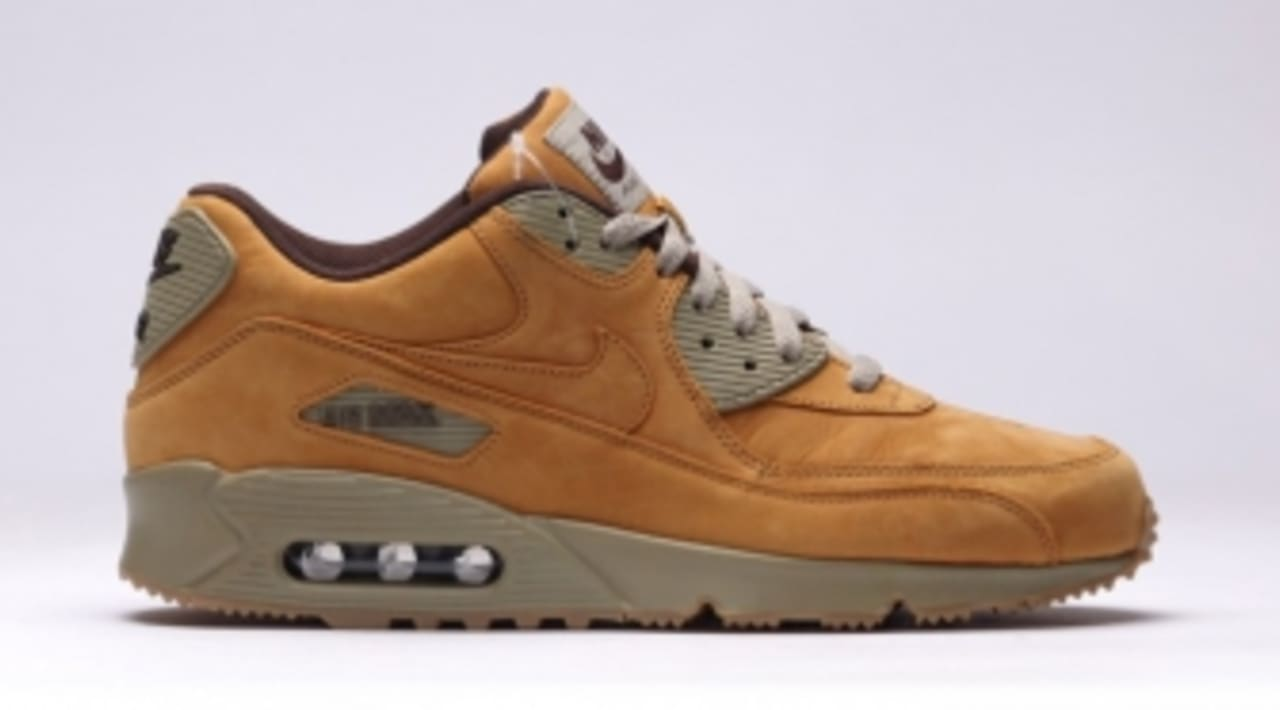 Nike Air Max 90s Go 'Wheat' for Winter | Sole Collector
