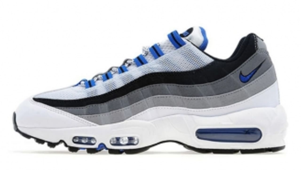 Nike Air Max 95 Hyper Cobalt Sole Collector  Sole Collector