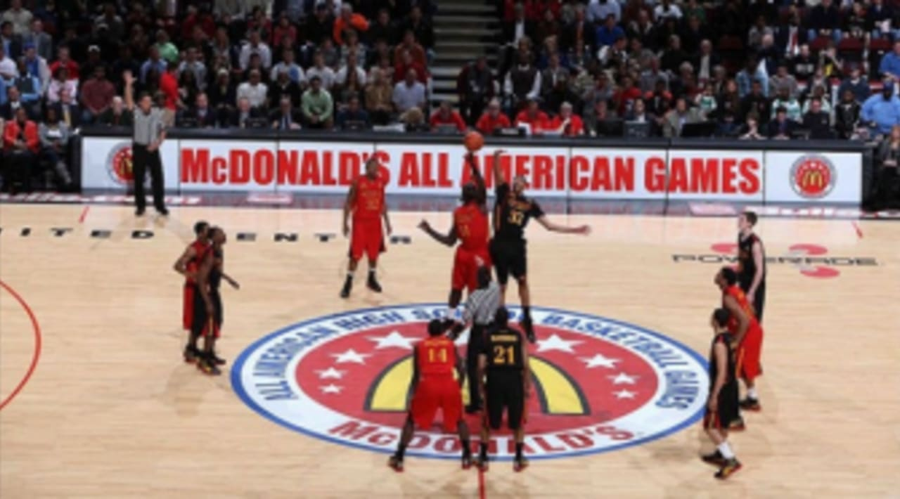 huge selection of 0e494 6f510 10 Interesting Facts About The McDonald's All American Game ...