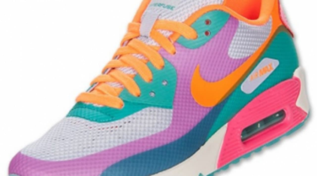 Nike WMNS Air Max 90 Hyperfuse Multi color | Sole Collector