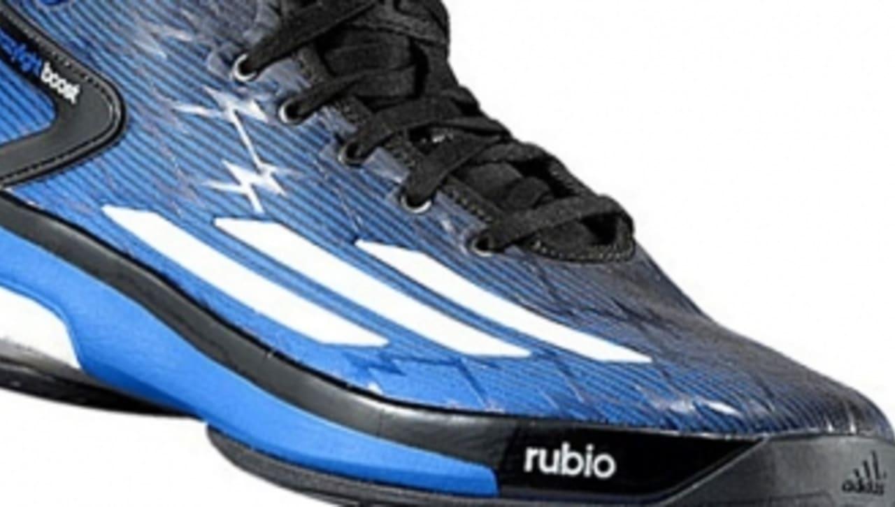 adidas Crazy Light Boost 4 Ricky Rubio PE First Look