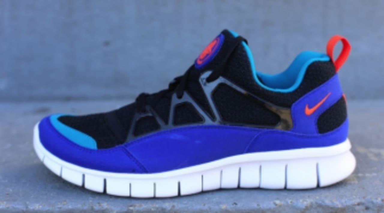 Nike Free Huarache Light - Ultramarine