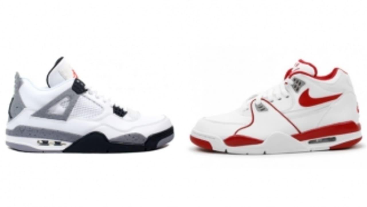 The Nike Air Flight '89 vs. The Air