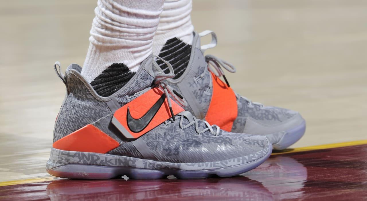 Nike LeBron Sneakers Playoffs 2017