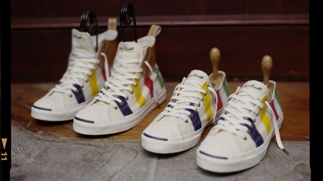 Bay x Converse Jack Purcell Collection