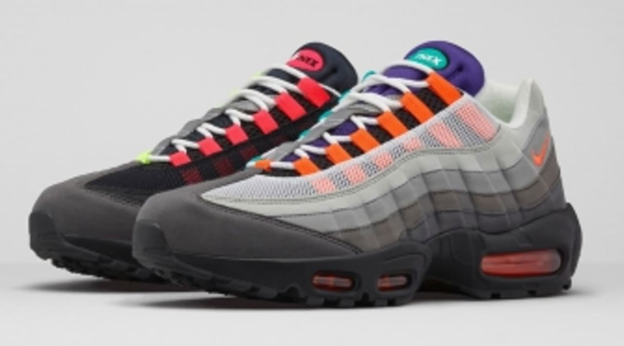 It's Okay to Get Greedy with This Nike Air Max 95 | Sole Collector