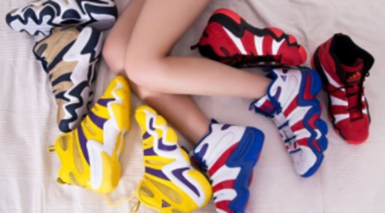 Girl Models Several Colorways of the