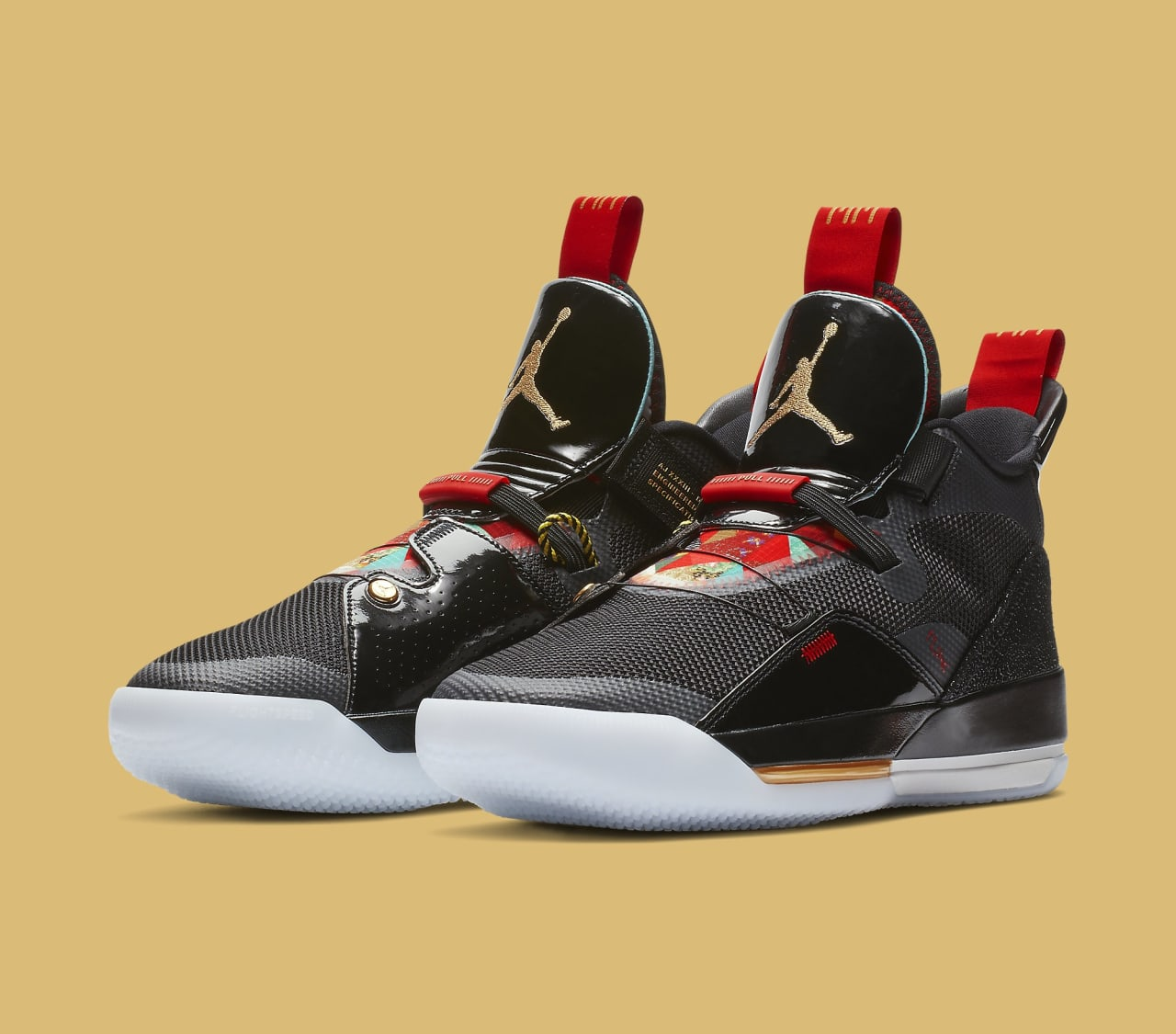 b6fb059f82ff85 Here s An Official Look At the  Chinese New Year  Air Jordan 33