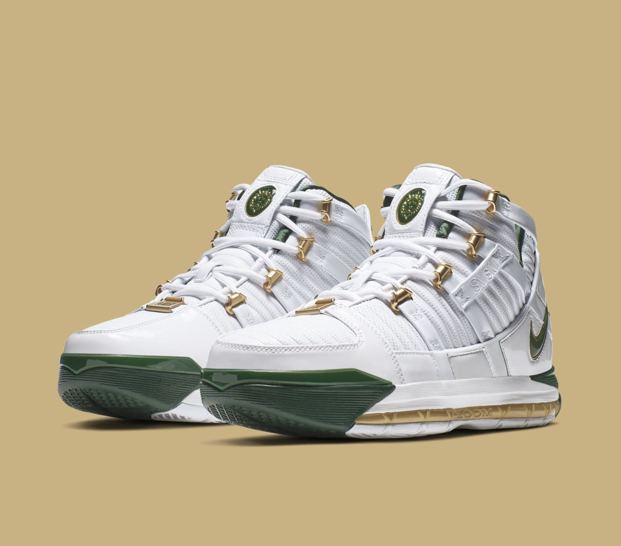 separation shoes 5a785 1d2ee Nike Is Releasing  SVSM  LeBron 3s