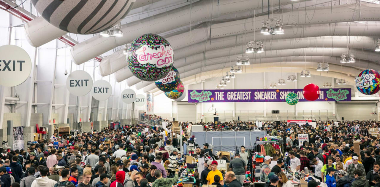 dc382e647a0 Sneaker Con Launches Its Own App | Sole Collector