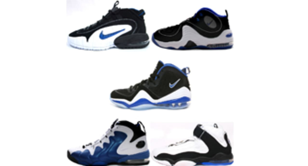 5d58c989180b The Nike Air Penny By The Numbers | Sole Collector