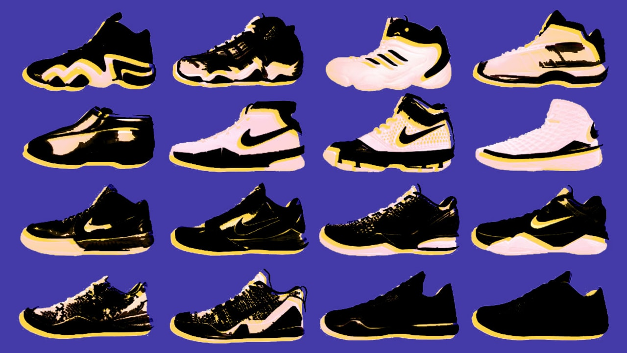 another chance 715d6 4437a Ranking Every Kobe Signature Sneaker   Sole Collector