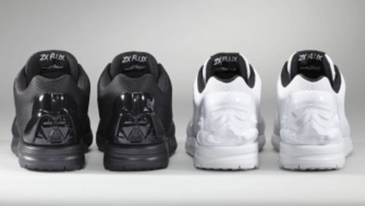 a61fe35c8d10f May the Force Be With You  A Brief History of Star Wars Sneakers ...