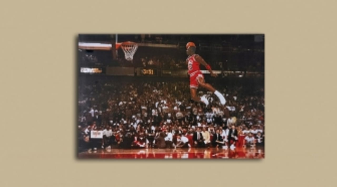 f5941783f53 The 30 Best Michael Jordan Nike Posters of All-Time | Sole Collector