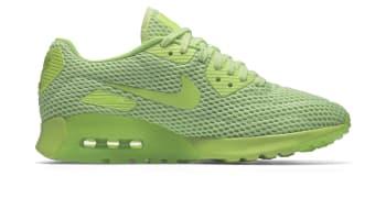Nike Air Max 90 Ultra Breathe Ghost Green Electric Green (W)