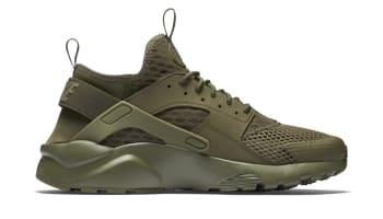 Nike Air Huarache Run Ultra Triple Olive