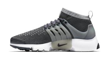 Nike Air Presto Flyknit Ultra Dark Grey Wolf Grey