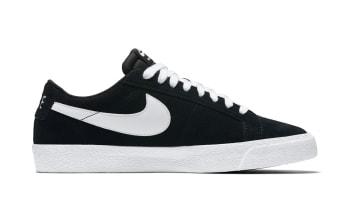 Nike Blazer Black White