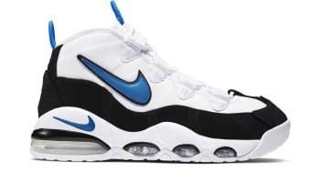 Nike Air Max Uptempo 95 White Photo Blue Black