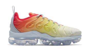 Nike Air VaporMax Plus Opti Yellow Laser Crimson