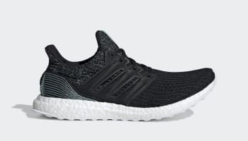 adidas Ultra Boost 4 Parley Core Black Cloud White