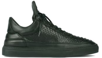 Filling Pieces Low Black/Black
