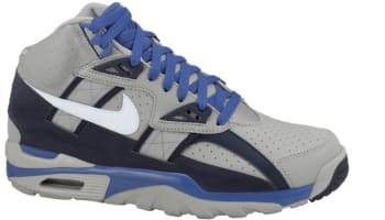 Nike Air Trainer SC High Medium Grey/White-Obsidian-Game Royal