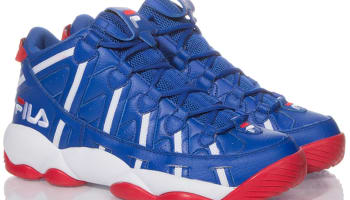 Fila Spaghetti Royal Blue/White-Fila Red