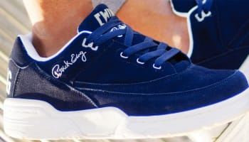 Ewing Athletics Ewing 33 Low Navy/White-Grey