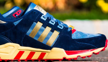 adidas Originals EQT Running Support '93 Navy/Gold-Red