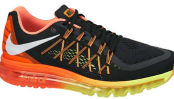 Nike Air Max 2015 Black/White-Hyper Crimson-Volt