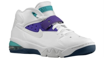Nike Air Force Max 2013 White/Pure Platinum-Ultraviolet