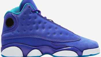 Girls Air Jordan 13 Retro PE Hornets