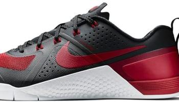 Nike Metcon 1 Black/Varsity Red-White