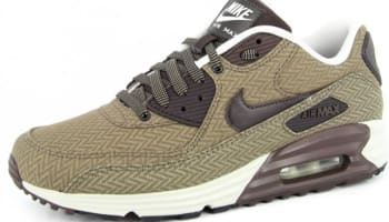 Nike Air Max Lunar90 Premium Dark Dune/Velvet Brown-Baroque Brown