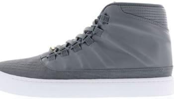 Jordan Westbrook 0 Cool Grey/Metallic Gold-White