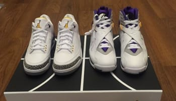 Air Jordan Retro x Kobe Bryant Pack