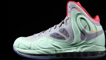 Nike Air Max Hyperposite Arctic Green/Pebble Grey-Atomic Red-Fusion Red