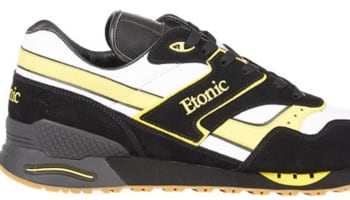 Etonic Stable Base Black/Yellow-White