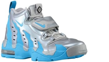 Nike Air DT Max '96 Metallic Silver/Vivid Blue-Black