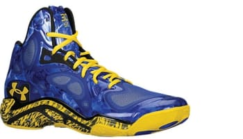 Under Armour Anatomix Spawn Royal/Black-Taxi