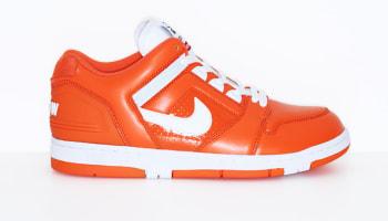 Supreme x Nike SB Air Force 2 Low
