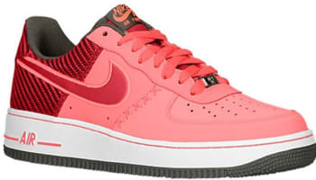 Nike Air Force 1 Low Fusion Red/Noble Red-Atomic Red