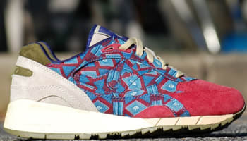 Bodega x Saucony Shadow 6000 Red/Grey