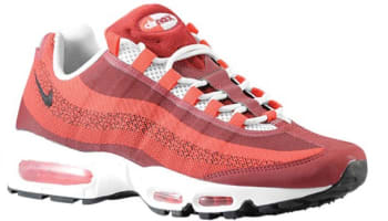 Nike Air Max '95 JCRD University Red/Team Red-Light Crimson-Wolf Grey
