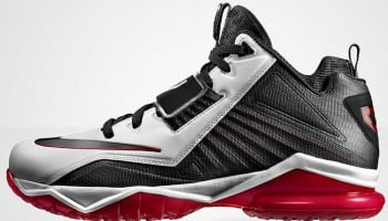 Nike Zoom CJ Trainer 2 White/Black-Black-True Red