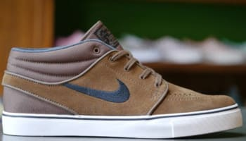 Nike Zoom Stefan Janoski Mid SB Military Brown/Black