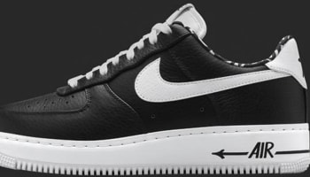 Nike Air Force 1 Low CMFT HZ QS Black/White